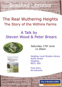 The Real Wuthering Heights @ Keighley Local Studies Library | England | United Kingdom