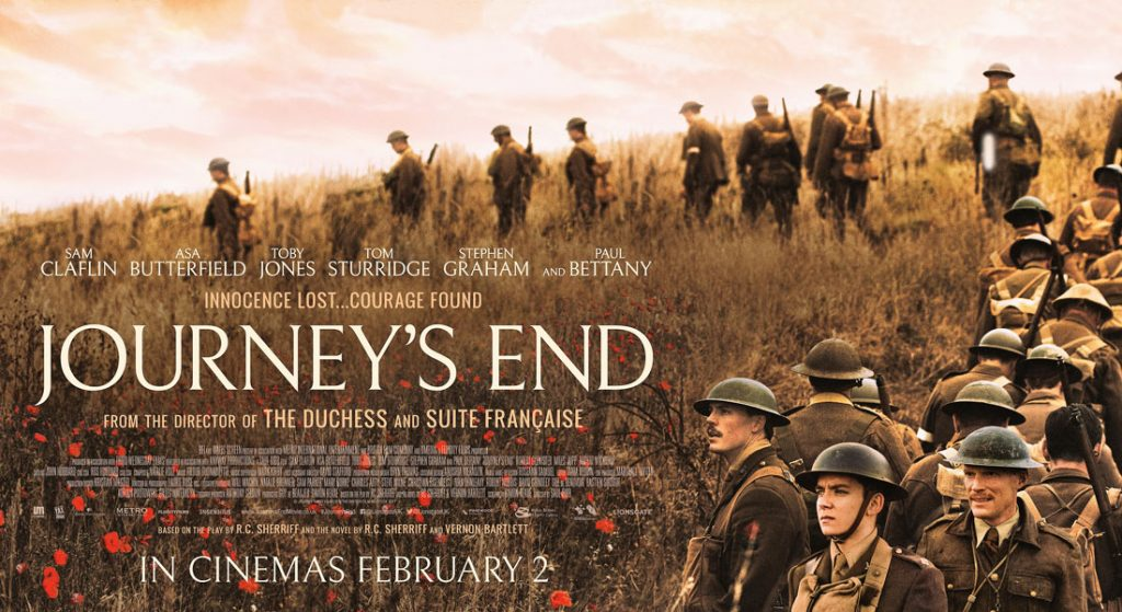 Journey's End Film Screening @ Picture House | England | United Kingdom