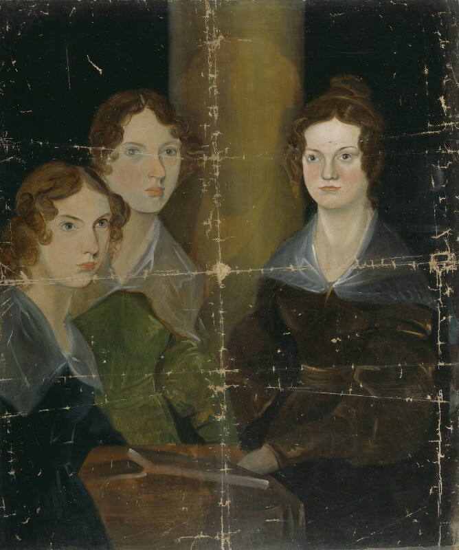 Bronte Sisters Portrait @ Bronte Parsonage | Haworth | England | United Kingdom