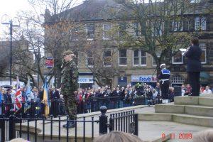 Remembrance Service @ England | United Kingdom