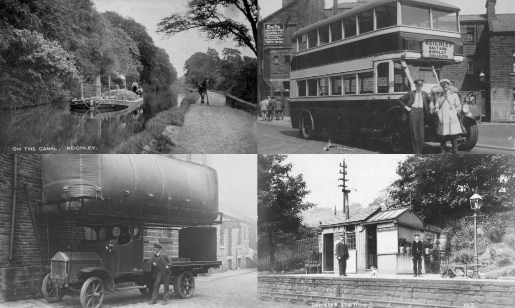 Keighley Transport Festival Planning @ Keighley Library | England | United Kingdom