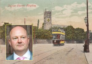A History of St John's Church, Ingrow @ ZOOM MEETING